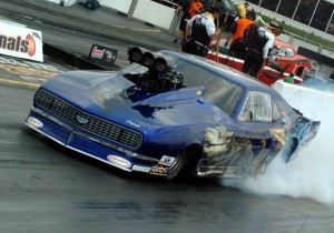 Gullqvist becomes first European racer to win on NHRA tour!