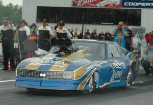 Pro Mod Winner - Von Smith