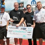 'Swift 16' Lotto winners John Montecalvo and Allan Pittman