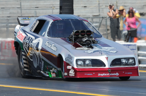 The IHRA's Prostalgia FC class will be of even higher profile in 2012.
