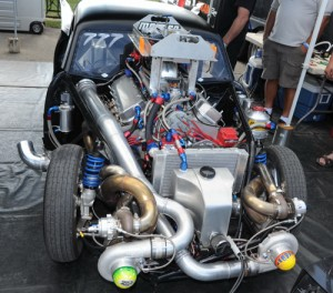 This Nash has twin-turbos and 2000+ HP -- I bet your Nash doesn't!