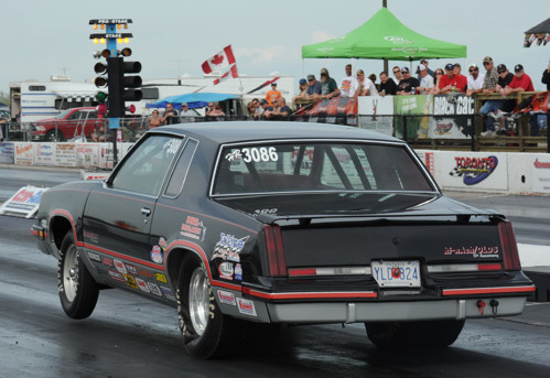 Eastern Canada's TNT Super Series schedule for 10.90 cars has been confirmed for 2012.  Dave Surmatchewski is the defending points champion.