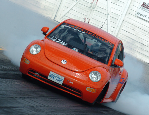 Ken Herbert's rival Canadian VW Beetle - could there be a summer showdown in the works?