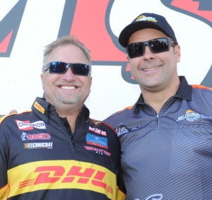 Canada will be represented by two native FC drivers in 2012 - Jeff Arend & Todd Lesenko will