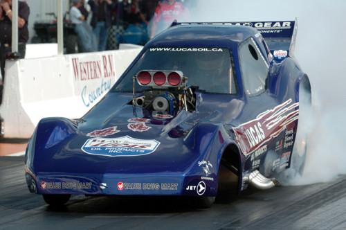 The Webb Family Racing Corvette
