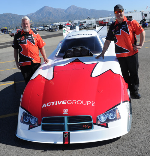 Chuck Worsham and Todd Lesenko have formed a very potential ridden team for the future.