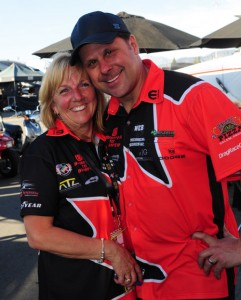 Liz & Todd Lesenko have delivered something very special for Canadian drag racing fans