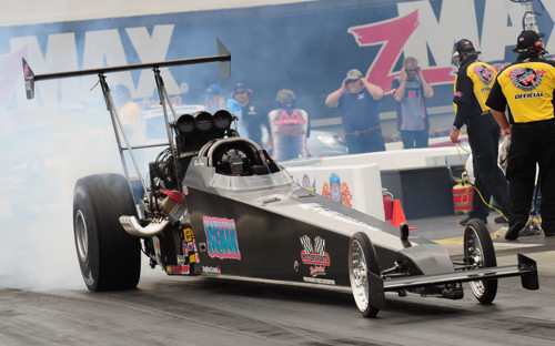 Canadian TAD powerhouse Ken Perry was a threat at zMAX - but lost out in round #2 of competition.