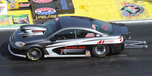 "Ken Reich's new Specialty Auto Cobalt also collected ""Best Engineered"" while winning at Las Vegas"
