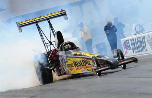 5X NHRA World Champion Bill Reichert won again in TAD