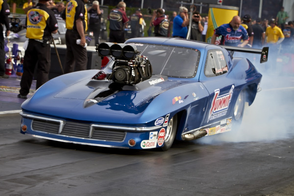 With back to back final round finishes at Concord and Baytown - Canada's Kenny Lang has assumed the NHRA Pro Mod Drag Racing Series points lead.