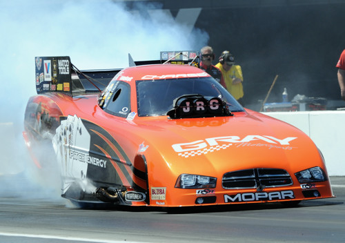 Johnny Gray won for the 2nd time this season in the Gray Motorsports Dodge Charger.