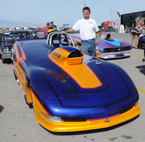 Ken Mostowich's new S/G Corvette oozes with the latest class technology.