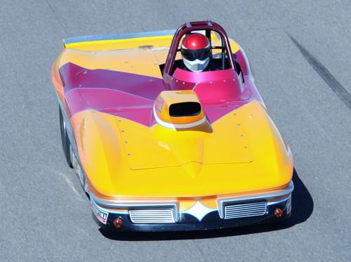 Eddy Plaizier's S/G Corvette