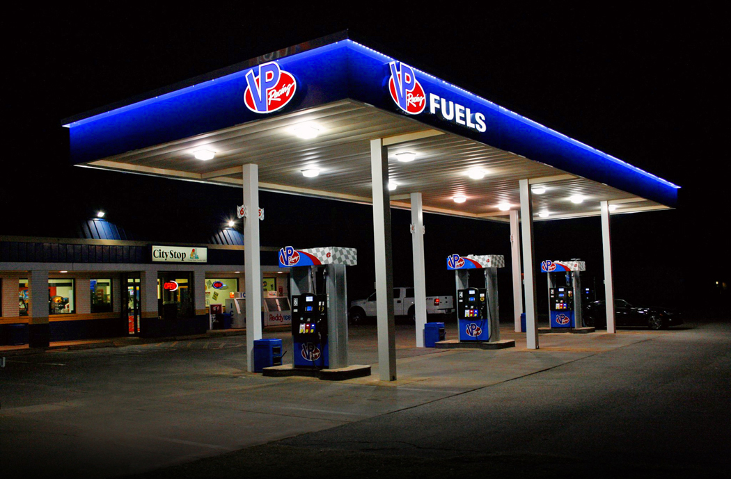 VP Racing Fuels Station_3.5x2.3_300_City Stop