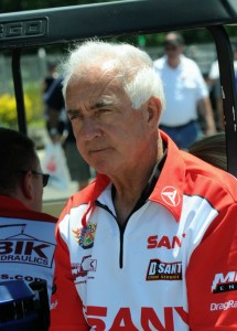 Tony Martino's life long passion for Pro Stock racing is about to be full-filled.