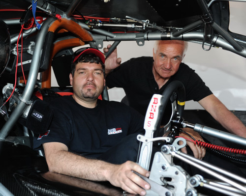 Mark & Tony Martino are Canada's only NHRA Pro Stock racing team