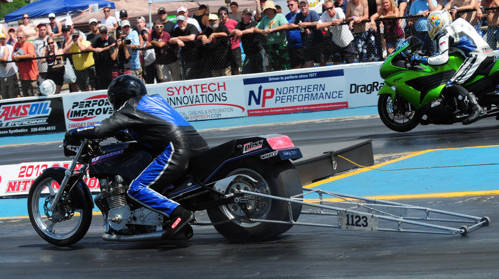 Defending PBSS champion Ted Glinny picked up his second PBSS win of 2013.