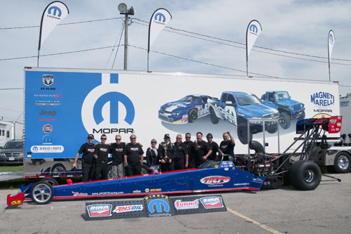 The Laporte racing team made Canada very proud last weekend!