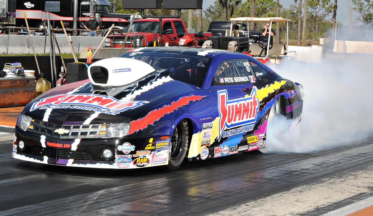 Mountain Motor Pro Stock cars have not been seen on the IHRA scene since 2009 -- but that void is about to end