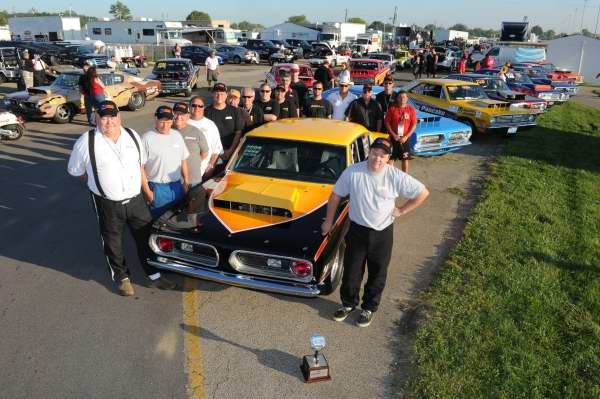 The top Mopar Hemi racers in the world will once again converge at Indy later this month for annual bragging rights