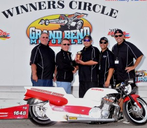 Dan Cryderman of Thamesville, Ontario picked up another win in PBSS