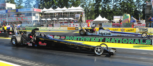 Shawn Cowie capped off his very dramatic comeback to drag racing with this final round TAD win over Garrett Bateman during NHRA's Northwest Nationals.