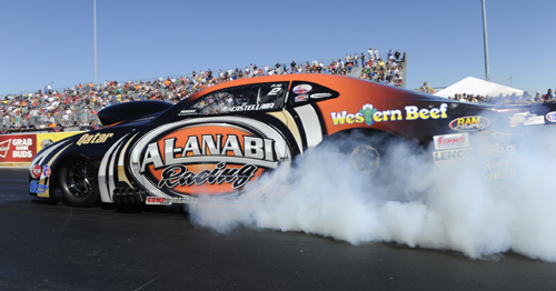 Mike Castallana won his 4th career NHRA Pro Mod event