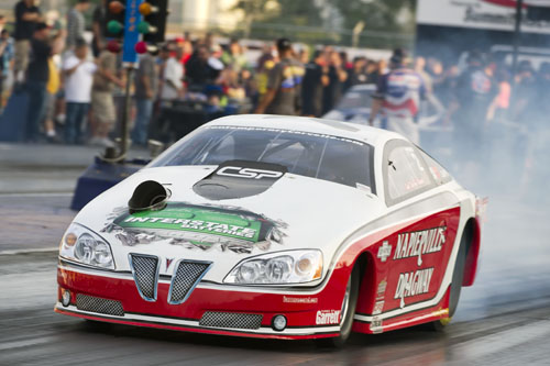 Carl Brunet of Napierville Que left the Pro Import class behind in his 2011 GXP while running a 6.698 @ 209.46 mph