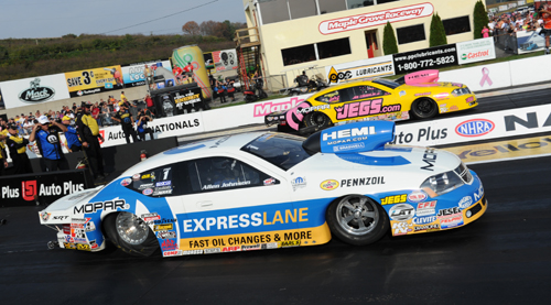 The Pro Stock title run at NHRA Reading was the 7th all Mopar brand final round this season!