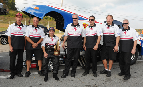 Canada's very potent Meritor-sponsored TAFC team rose to the top at Maple Grove Raceway