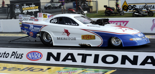 Paul Noakes slayed them all in TAFC -- winning his first NHRA Nationals from the #2 qualified position.