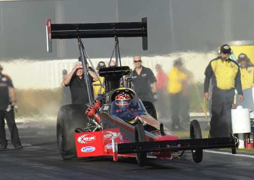 The Paton Racing Top Fuel dragster