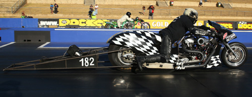 Chris Porter's Top Bike victory at the Australian Nationals also gave him the 2013 Championship title.