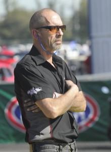 Team Owner Clif Bakx