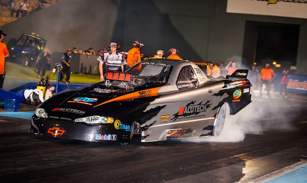Andra Opens Season With Western Australia Rounds