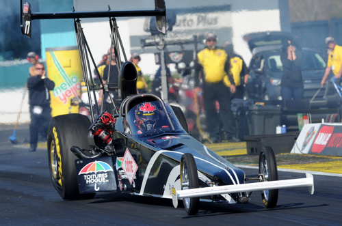 Quebec-based Daniel Mercier's first race of 2014 produced a rather shocking   DNQ for the normally strong running injected nitro car.