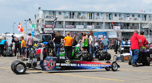 Edmonton's Castrol Raceway plans to continue to be the leader in Canadian Junior Dragster class racing in 2014