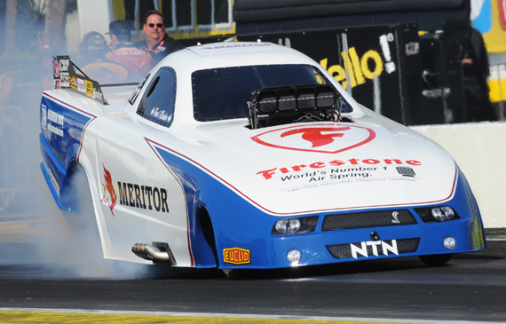 Paul Noakes debuted this new Ford Mustang TAFC recently at NHRA Gainesville