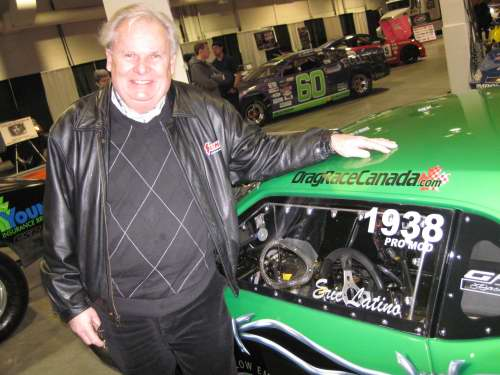 Long time Canadian drag racing proponent John Waldie is helping to lead a new charge for NHRA Pro Mod class racers.