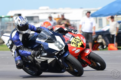 Super Bike road racing at Grand Bend!