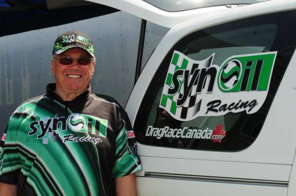 Synoil Racing team owner - Geoff Goodwin