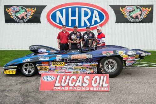 Indy LODRS Winner Circle