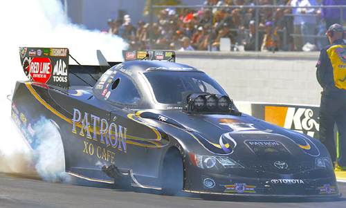 Alexis DeJoria won her 2nd event of 2014 with a convincing win at Las Vegas last weekend.