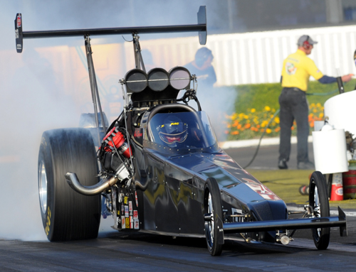 Pacific Northwest powerhouse Joey Severance successfully defended his Summit Racing.com Nationals TAD crown