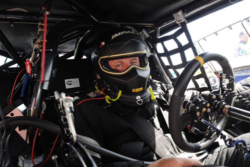 Great to see Jim Bell bounce back quick after his recent incident in Pro Mod.  His new Camaro is potential ridden!