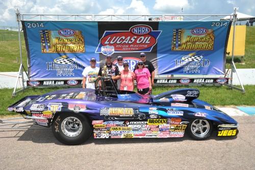Super Gas Winner - Luke Bogacki