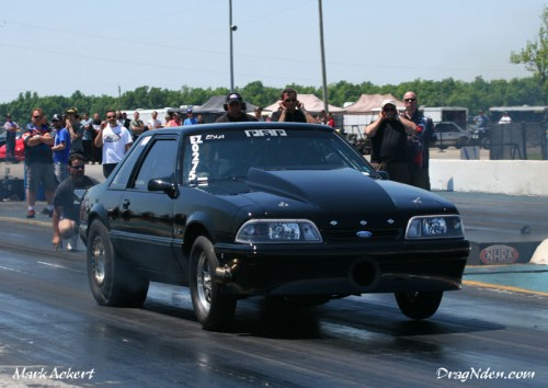PSP power! Vince Melao qualifies #1 in EZ Street with a 7.66