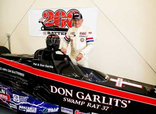 Thanks to event sponsor Mopar - non other then drag racing's most legendary figure - Don Garlits - will make a Canadian appearance!