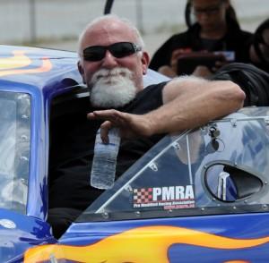 Racer and Ambassador - Bruce Boland